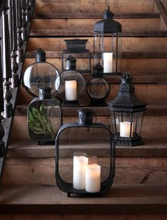 midnight lanterns.  Use lanterns for wedding