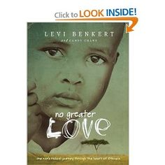 No Greater Love  This book is amazing in so many ways! Definitely a great read and it is a page turner!
