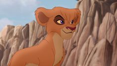 """Vitani (Lacey Chabert) from """"The Lion Guard"""" episode, """"Lions of the Outlands"""""""