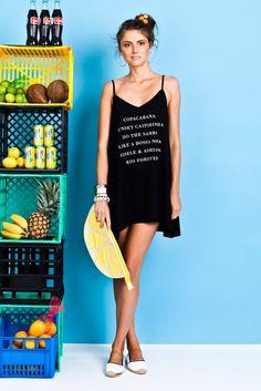 Coconuts, Samba, Print Patterns, Rio, Summer Dresses, Prints, Collection, Fashion, Caipirinha