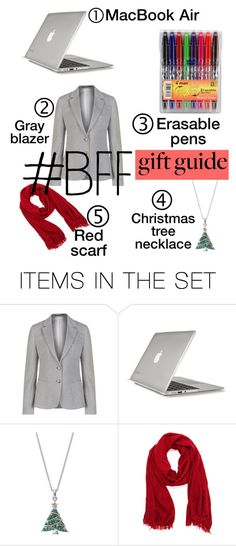 """""""Gift guide: BFFs"""" by pheobie-tonkin-rocks ❤ liked on Polyvore featuring art"""