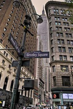 Empire building @nycfeelings @NewYorkkcityy @NewYorkLoverUSA @NeuvooPRNY @MadeinNY #newyork @EmpireStateBldg