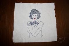 Embroidery - Giselle Quinto