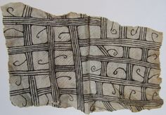 African Textile: Mudcloth, I believe??