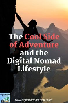 Cool Side of Adventure and the Digital Nomad Lifestyle Digital Nomad Explorer Step into the cool side The cool side of adventure brings out the freedom and travel part. Freelance Photography, Photography Jobs, Thing 1, The Freedom, Travel Gadgets, Digital Nomad, Work Travel, Meaningful Words, Online Jobs
