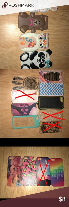 Spotted while shopping on Poshmark: iPhone 5/5s cases! #poshmark #fashion #shopping #style #Other