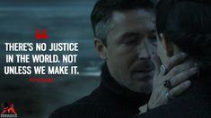 Petyr 'Littlefinger' Baelish Quotes - MagicalQuote (With images) Got Quotes Game Of Thrones, Game Of Thrones Pictures, Peaky Blinders Quotes, Most Famous Quotes, Artist Quotes, Einstein Quotes, Tv Quotes, Powerful Quotes, Deep Words
