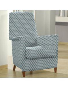 Queen Sofia Armchair, Queen, Fabric, Furniture, Home Decor, Sofa Chair, Tejido, Single Sofa, Tela