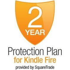 2-Year SquareTrade Warranty plus Accident Protection for Kindle Fire, US customers only Kindle Store