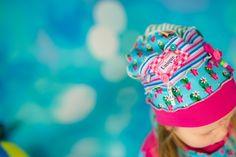Achtung stachelig! Die Stoffe mit den Kakteen von Jolijou Swafing Stoffe fallen farblich genau in mein Beuteschema. Aus türkis-pink wurde eine Mädchenkombi, aus petrol-hellgrün eine für das Baby.  Das Geschwisteroutfit beinhaltet einige Freebooks. Mehr Infos im Blog!   http://www.naehfrosch.de/2017/03/achtung-stachelig/