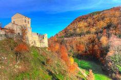 Castello-di-Ragogna Friuli #TuscanyAgriturismoGiratola