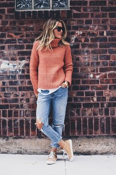 96 Ideas About Womens Turtleneck Sweaters Fall Winter Outfits, Winter Fashion, Pijamas Women, Sweater Knitting Patterns, Comfy Casual, Sweater Outfits, Outfits Otoño, Mommy Style, Sweater Weather