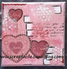 coeur Scrap, Ader, Album, Photos, Scrap Material, Cake Smash Pictures