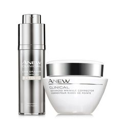 Power Couple: Advanced Wrinkle Corrector & Line Eraser with Retinol Regimen ($68 Value)