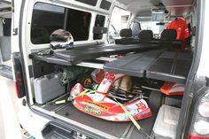 レーシングカートトランポ 200系ハイエース|NEEDSBOX トランポ製作・販売専門店ニーズ札幌 [ハイエースパーツ]|do-blog(ドゥブログ)