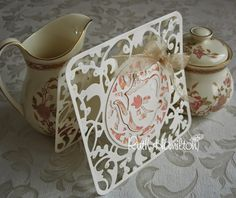 Oh, this is very beautiful! Blog tonic: New Tonic Studios release - Tea Party dies - a post from Ruth