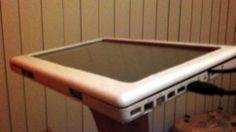 one DIY MacBook Tablet