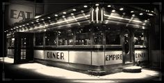 Men in Black II: Empire Diner - NYC