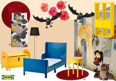 Užitečné tipy do dětského pokoje od architektky Julie Rawding  http://www.vasedeti.cz/rodina-a-vztahy/domacnost-a-bydleni/jak-zaridit-detsky-pokoj/