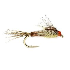 Slate Cream Dun - Nymph   14 - 18   Wonder Wire PMD