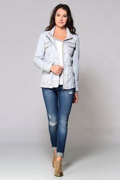 Marrakech Natalie Utility Jacket