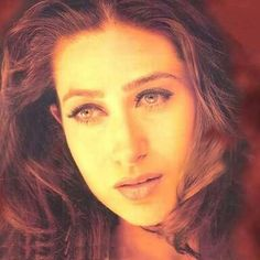 Bollywood Makeup, Bollywood Actors, Karisma Kapoor, Actresses, Celebrities, Hair Styles, Fan, Queen, Female Actresses
