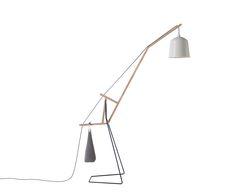 A FLOOR LAMP  design by Aust&Amelung