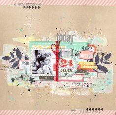 Scrap Kits & Co: SKC Kit d'Octobre - Just Today by Maska
