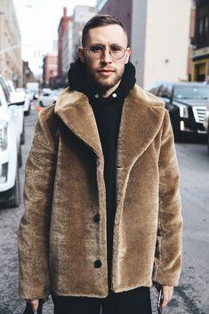 New York Fashion Week: Men's (Ene. 2017) - Streetstyle (Día 3)