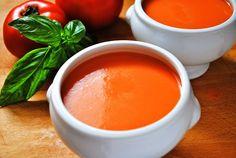 Гаспачо. Холодные супы