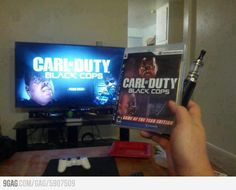 Call of duty was on offer! Wait .. what the hell?