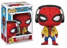 Disney Fan Collector: Nuevo Funko de Spider-man: Homecoming