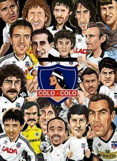 Resultado de imagen para colo colo foto oficial copa libertadores 91
