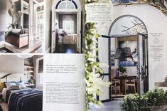 House and Garden Homes to Love, April 2018 - , Featured Brisbane's Heritage Glenlyon House. Garden Homes, Home And Garden, Oversized Mirror, House, Furniture, Home Decor, Decoration Home, Home, Room Decor