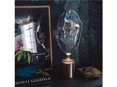 Lámpara de mesa de cristal CLOUD | Lámpara de mesa - Cattelan Italia