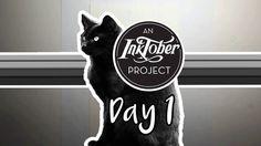 Inktober Day 1 by Artdynamo