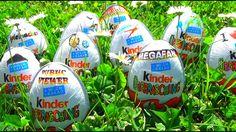 10 Kinder Surprise eggs FIFA World Cup Brasilien 2014 Kinder Sorpresa Mi...Kinder Surprise Eggs, Surprise Eggs, Hello, Mickey, spiderman, star wars, pocoyo, transformers, batman, shrek, dora the explorer,  cars, angry birds, barbie,  wwe, iron man, princess, winx club, toy story, planes, aladdin, winnie the pooh, cars 2 Surprise,  lego, maevel, marvel, peppa pig, #Surpriseeggs #Toys #Disney #DisneyPixar #PixarCars #KinderSurprise #Surprise #Toy #MyLittlePony #HelloKitty #PeppaPig