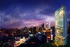 New Serviced Residence for Sale at Tribeca Serviced Suites, Kuala Lumpur for RM949,500