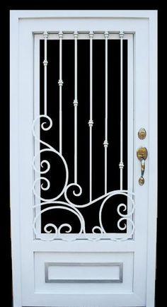 Resultado de imagen para puertas de herreria
