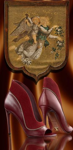 "Louis Vuitton ""perfecto sandal"""