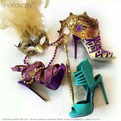 Mardi Gras Shoes Shoedazzle Mardi Gras Shoes