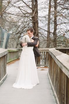 Lauren Creekmore Photography First Look First wedding day kiss