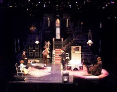 arsenic and old lace set - Google Search