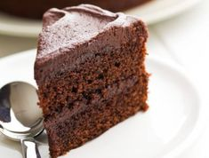 This cinnamon chocolate cake recipe also has a little chile powder in it. Chocolate and spices are a great compliment for each other. Cinnamon Chocolate Cake Recipe from Grandmothers Kitchen. Chocolate Recipes, Chocolate Cake, Chocolate Cinnamon Cake Recipe, Mexican Chocolate, Just Desserts, Delicious Desserts, Baking Recipes, Cake Recipes, Eat Dessert First
