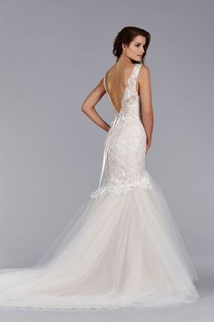 Gown by Jim Hjelm