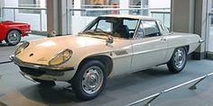 Mazda Cosmo (rare Gen I and boss Gen IV)