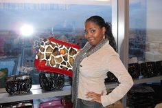Shar Jackson  Look who's wearing Miche! http://janna.miche.com