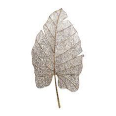 NITO WALL LEAF by PALECEK. Outdoor . 37 x 68