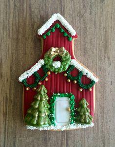 Lorena Rodriguez. Christmas cookies