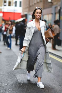 The Street Style Looks From London That Break All The Rules #refinery29